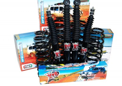 Stockist and suppliers of EFS Suspension Ask about our specials on all makes and models Suspension kits.